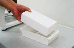 特殊塩(イオンリフレッシャー)で再生